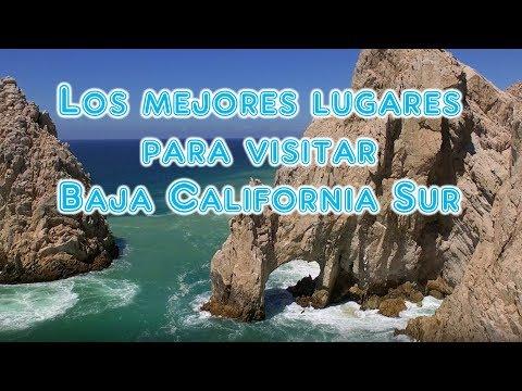 LOS MEJORES LUGARES PARA VISITAR EN BAJA CALIFORNIA SUR