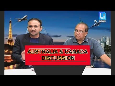 Australia and Canada Visa Discussion - Live Show