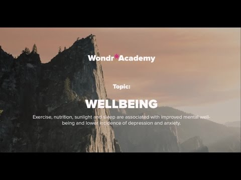 Talk 3 Topic: Wellbeing - Helene Patounas, MSc, BSc (Hons), mBANT, CNHC