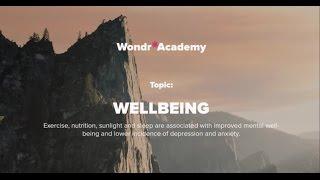 Talk 3 Topic: Wellbeing - Helene Patounas, MSc, BSc (Hons), mBANT, CNHC thumbnail