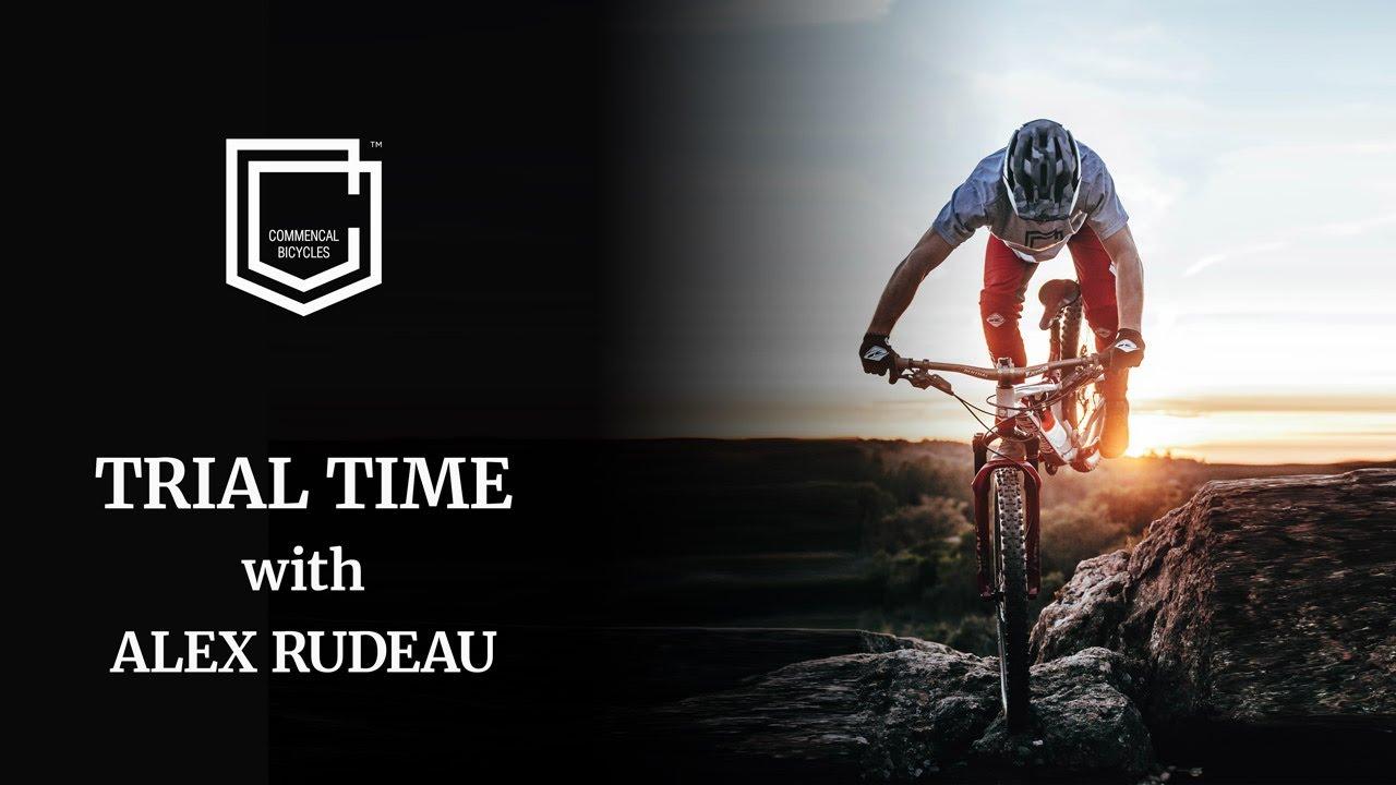 Trial Time avec Alex Rudeau