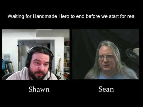 Shawn and Sean on Game Programming #002