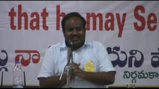 14th afternoon  2nd session Br Manjithpaul Beedar