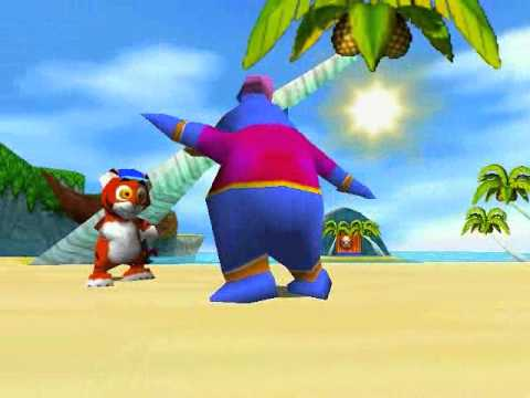 Let's play Diddy Kong Racing part 17 Pipsy Vs Wizpig - YouTube