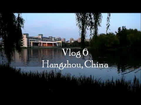 JosieinChina Vlog 6-Mid-Autumn Festival, Zhejiang Uni. & the Hangzhou Botanical Garden