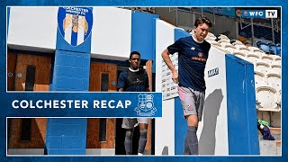 PRE SEASON | Recap on our 1-1 draw with Colchester United