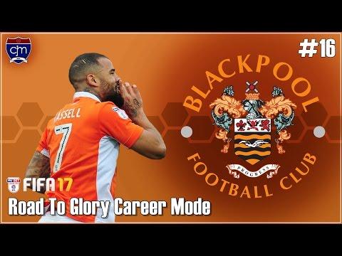 FIFA 17 Blackpool Road To Glory: Bantuan Investor & Model Bisnis Baru #16 (Bahasa Indonesia)