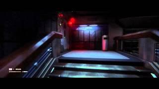 Alien Isolation: Lost in the Dark - Super Widescreen (21:9 Aspect Ratio)