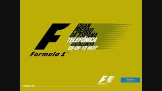 Stereophonics - The Bartender and the Thief (F1 Remix)