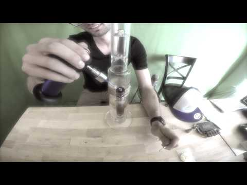 Cannabis Dab Oil Sampling