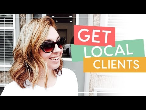 How to Get Clients in a Local Market | Hint: It's EASY!