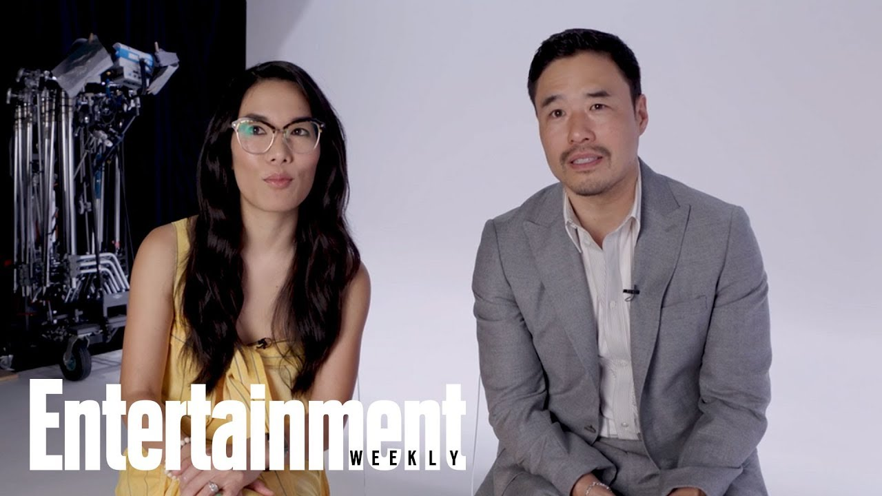 Ali Wong And Randall Park Test Their Netflix Rom-Com Knowledge |  Entertainment Weekly
