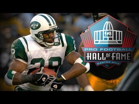 Curtis Martin joins five others in the 2012 Pro Football Hall of Fame class