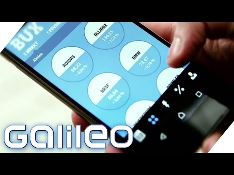 Reich werden per App | Galileo | ProSieben