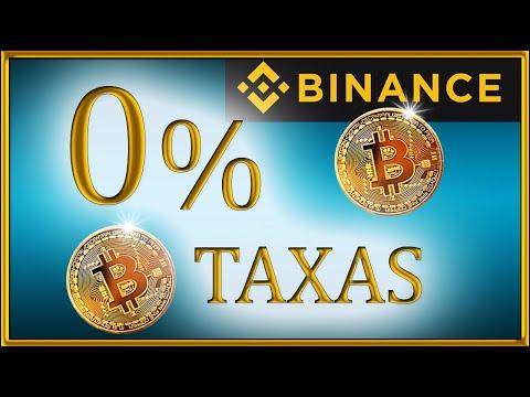 Bitcoin Taxa Zero: Como Comprar Bitcoin Sem Taxas Na Binance