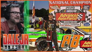 Dale Jr. Download: JR Motorsports' Josh Berry Claims NASCAR Weekly National Championship