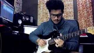 The Weeknd - True colors - Cover guitar and Piano