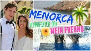 Mit meinem Freund im Paradies | Menorca Vlog mit Opa