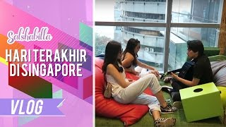 Video Salshabilla #VLOG - KAMERA RUSAK!! (Singapore Part 2) download MP3, 3GP, MP4, WEBM, AVI, FLV Desember 2017