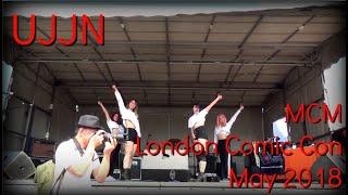 MCM London Comic Con Performance May 2018 (KPOP Medley) - UJJN