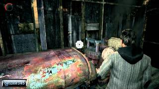 Alan Wake Gameplay (PC HD)