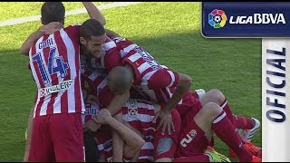 Highlights Getafe CF 0-2 Atltico de Madrid