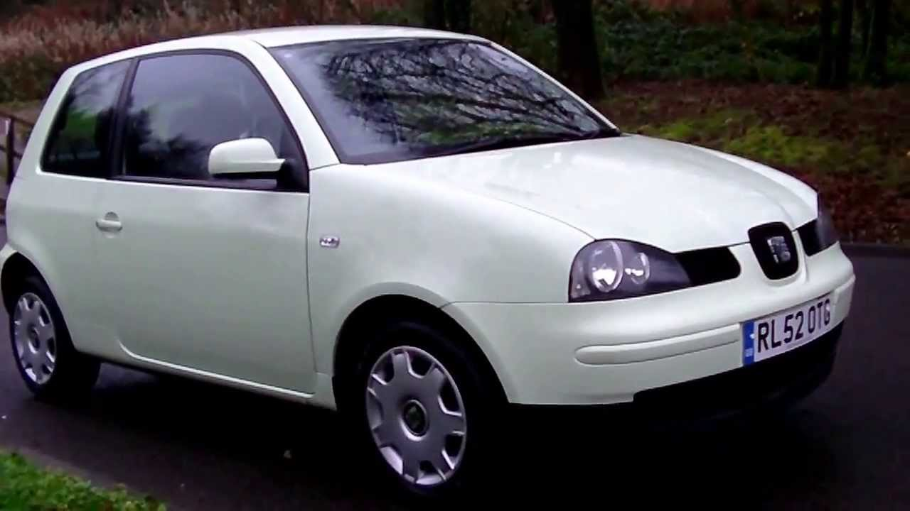 2004 seat arosa 1 0 40k now sold youtube. Black Bedroom Furniture Sets. Home Design Ideas