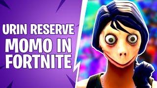 Ruin Reserve findet Momo in Fortnite | #Ehregenommen