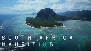 AFRICA BEYOND || Travel Movie || South Africa and Mauritius || DJI Mavic Pro