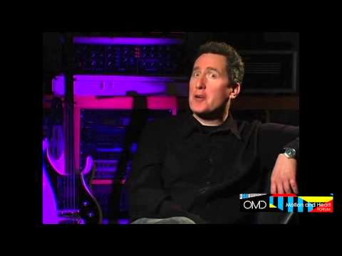 Andy McCluskey From Orchestral Manoeuvres In The Dark Talking About Depeche Mode