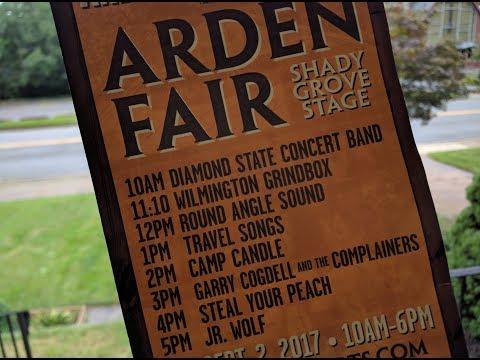 The Wilmington Grindbox - Arden Fair 2017