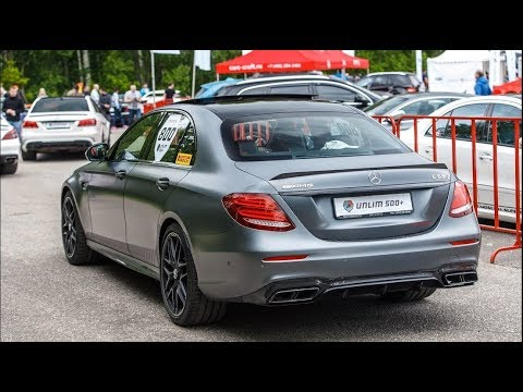 2017 Mercedes Amg E63 S Vs 750 Hp Cls 63