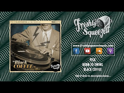 [Electro Swing] PISK - BORN TO SWING - OFFICIAL AUDIO