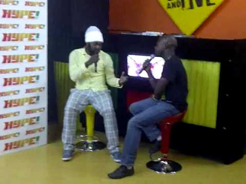 Excolevi interview on hype tv Jamaica.3GP