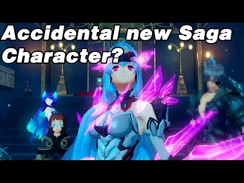 The New Xenosaga Character XC2 Might've Accidentally Created - Xenobites