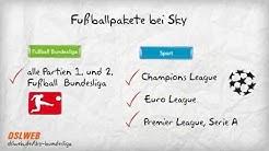 Fußball bei Sky - das gilt es beim Abo zu beachten