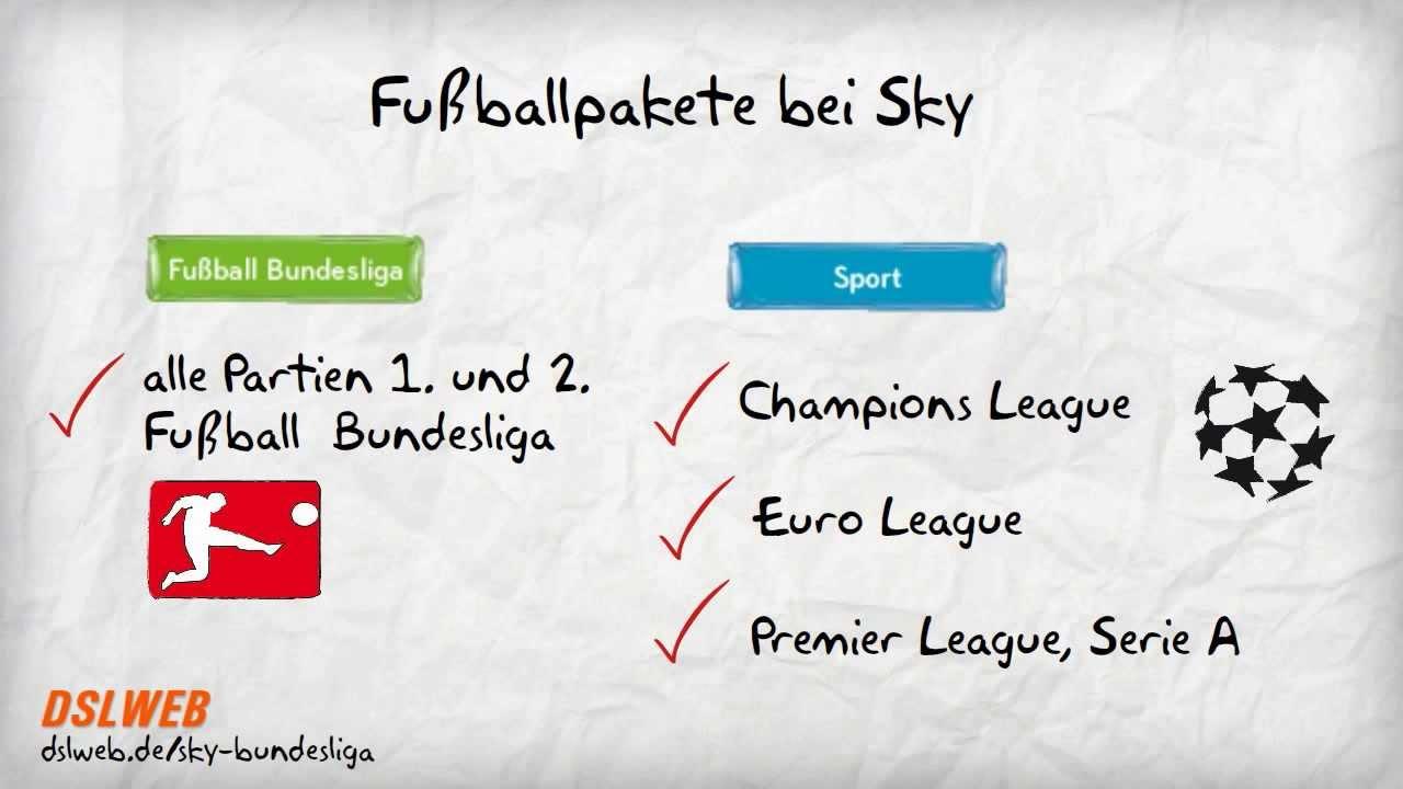Sky Fußball Abo