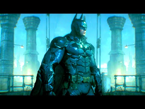 Batman Arkham Knight Batsuit V8.03 Introduction