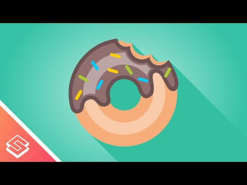 Inkscape Tutorial: Vector Donut