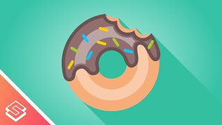 Inkscape Tutorial: Vector Donut
