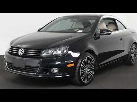 2014 Volkswagen Eos Kennesaw GA Atlanta, GA #KP4777