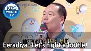 I can't live with my husband anymore.He's crazy for alcohol![Hello Counselor Sub:ENG,THA/2018.05.07]