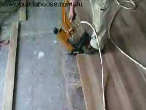 How To Use A Secret Nail Gun Youtube