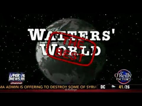 11-27-13 Watters' World on The O'Reilly Factor - The Best