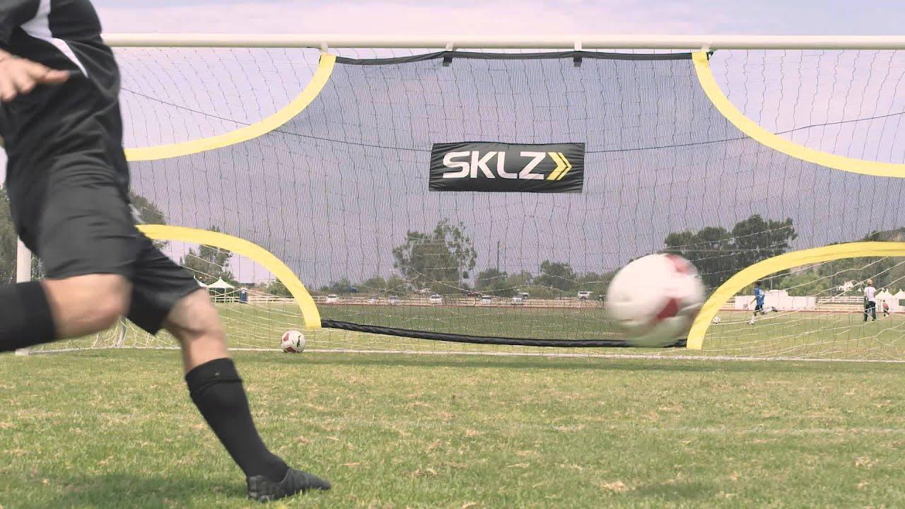 Sklz Goalshot Finish Like The Pros Youtube