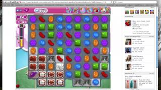 Candy Crush Saga level 290