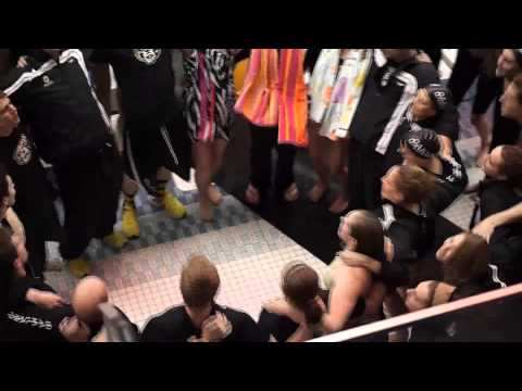 Oakland University Swimming and Diving OU Cheer