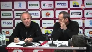 Alain Orsoni quitte la présidence de l'AC Ajaccio