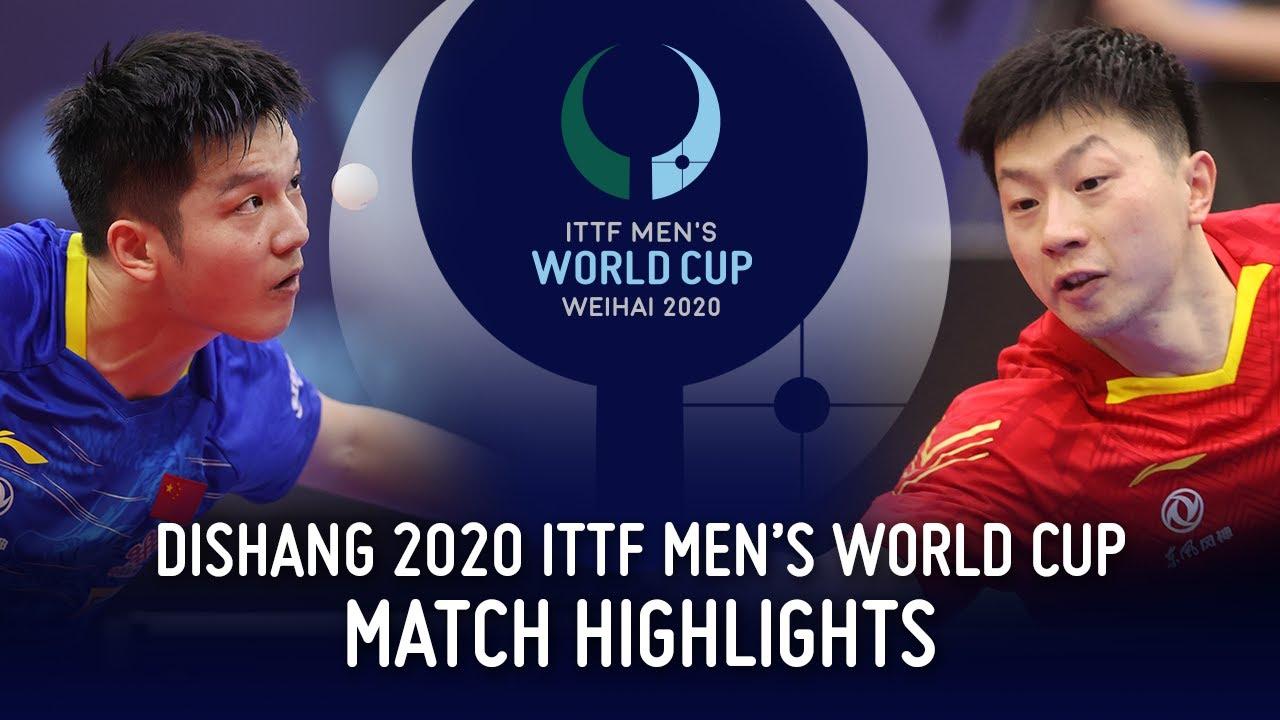 Download Ma Long vs Fan Zhendong | 2020 ITTF Men's World Cup Highlights (Final)