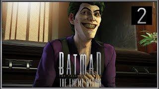 Batman: The Enemy Within ★ 2: Логово Загадочника